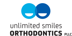 Unlimited Smiles Orthodontics Logo